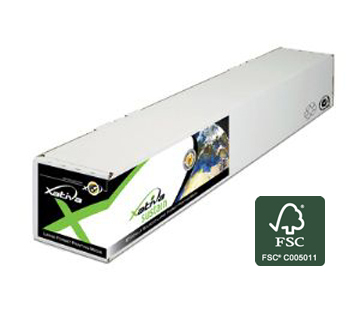 "Xativa X-Press Coated Paper 42"" - 1067mm x 45m - 180gsm"