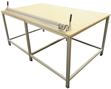 Keencut JIT310 Big Bench   3500mm   (bench Only Does Not Include Cutter Or  Worktop