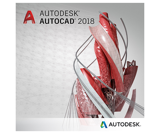 AutoCAD Full 2018 Subscription Plan for 1-Year  - Windows