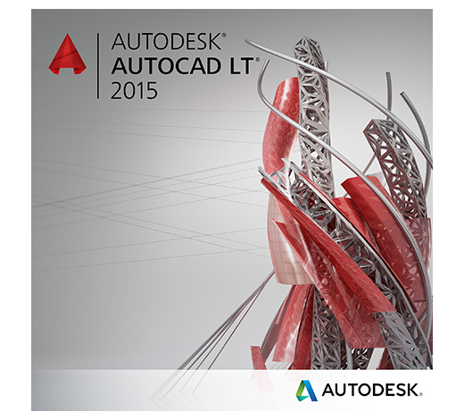 AutoCAD LT 2015 Commercial Licence Pack - Windows