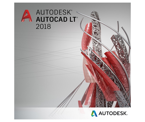 AutoCAD LT 2018 Subscription Plan for 1-Year - Windows