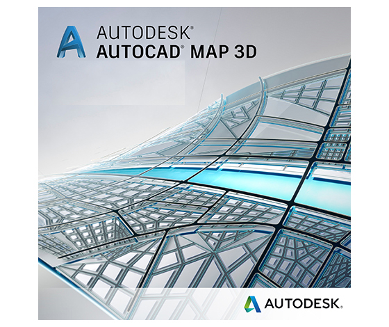 AutoCAD Map 3D 2019 - 1-Year Single-User Commercial Licence