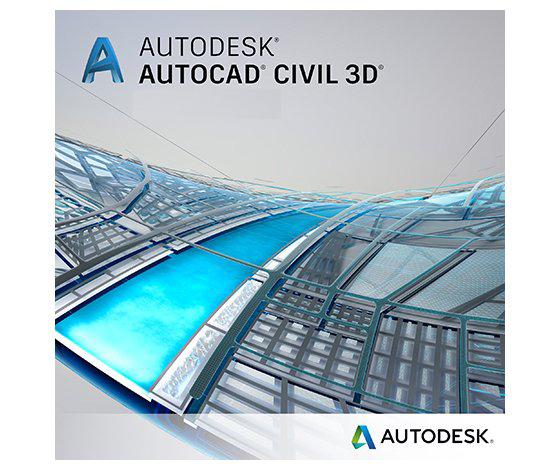 Autodesk Civil 3D 2019 Subscription Plan For 1-Year