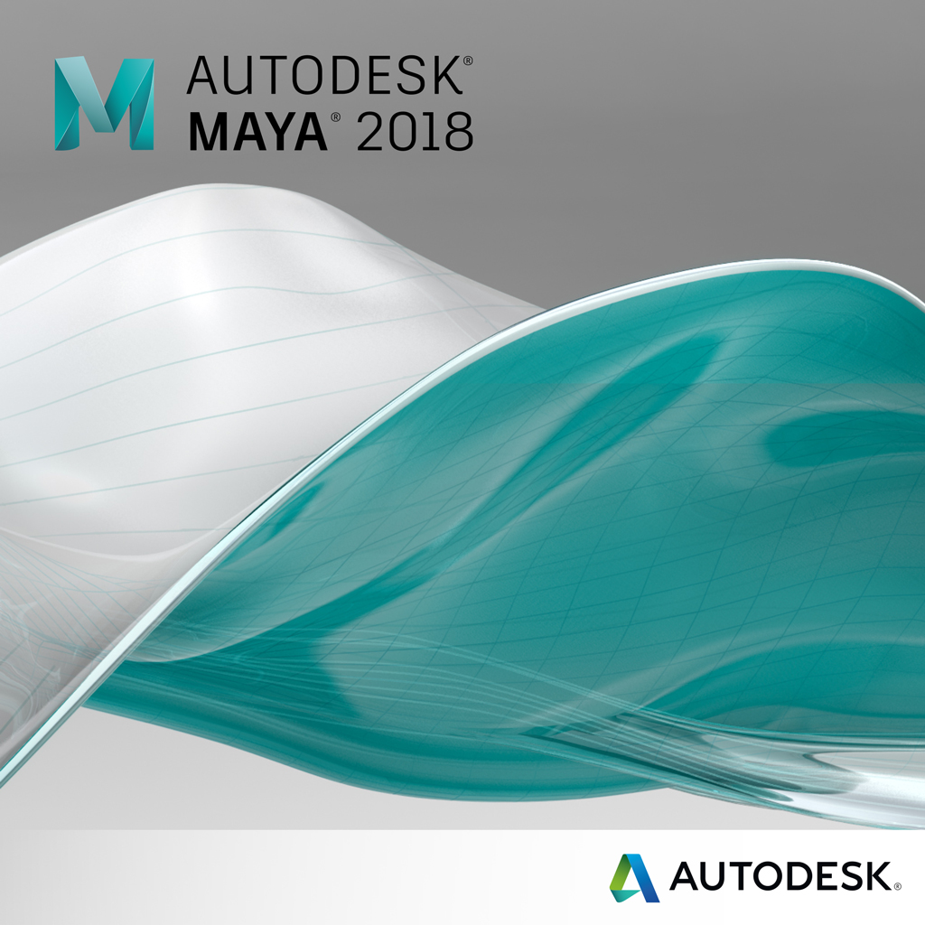 Autodesk Maya 2018 Commercial New Single-user ELD Annual