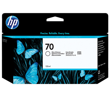 HP No.70 Ink Cartridge Gloss Enhancer 130ml (Vivera) (C9459A)
