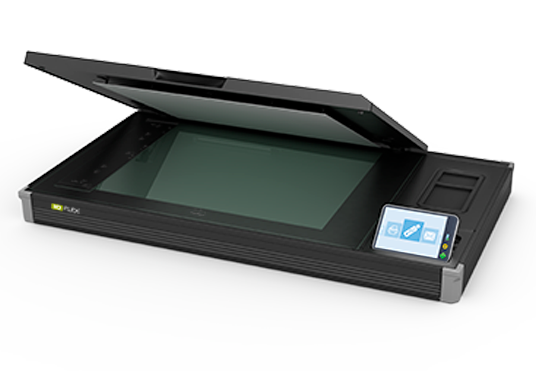 contex iq flex a2 flatbed scanner cad and bim solutions for