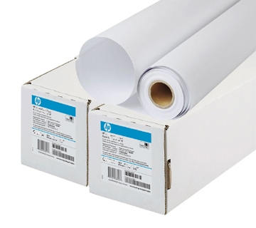 "HP Coated Paper 36"" - 914mm x 45.7m - 90gsm"