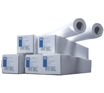 "HP Heavyweight Coated Paper 24"" - 610mm x 30.5m - 130gsm"