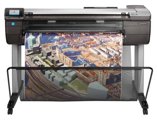 HP DesignJet T830 Multifunction A0 Printer, Scanner and Copier