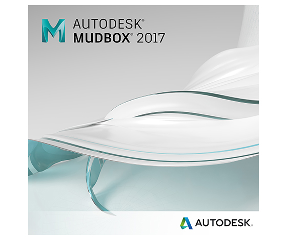 Autodesk Mudbox 2017 - 1-Year Single-User Commercial Licence