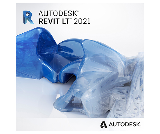 Revit LT 2021 - 1-Year Single-User Commercial Licence