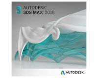 Autodesk 3ds Max 2018 - 1-Year Single-User Commercial Licence