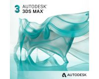 Autodesk 3ds Max 2021 - 1-Year Single-User Commercial Licence