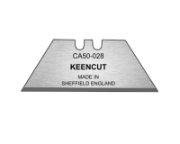 KeenCut - TECH D .012 Superior Quality Trapezoidal Blades - 100pk