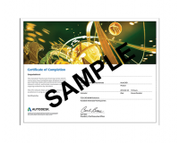 Upgrade to Guided Course with Autodesk Certification
