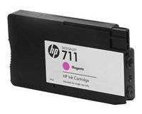 HP No.711 CZ131A Magenta Cartridge 29ml 1-Pack - T125 T130 T525 T530