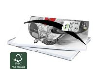 Xativa Box of 250 sheets - A2 Colour Print Inkjet Plotter Paper 90gsm - 420mm x 594mm