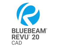 Bluebeam Revu 2020 CAD - Single-User Perpetual Licence