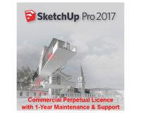 SketchUp Pro 2017 Commercial Perpetual Licence