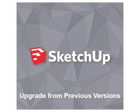Upgrade to SketchUp Pro 2017 from Old Versions include Reinstatement Fee