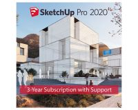 SketchUp Pro 2020 3-Year Single-User Licence