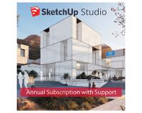 SketchUp Studio 2020 1-Year Single-User Licence