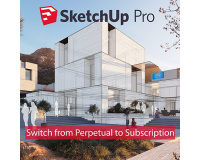 SketchUp Pro Switch for Perpetual to Subscription 1-Year