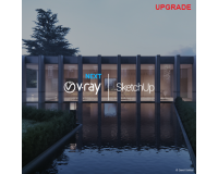 V-Ray Next for SketchUp Upgrade