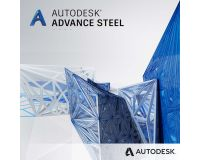 Autodesk Advance Steel 2021 Single-User Annual Commercial Licence