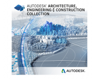 Autodesk AEC Industry Collection with Basic Support - Quarterly Single User Commercial Licence
