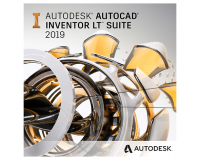 Autodesk AutoCAD Inventor LT Suite 2019 - 1-Year Single-User Commercial Licence