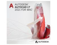 AutoCAD LT for Mac 2021 Single User Annual Subscription