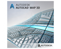 AutoCAD Map 3D 2022 - 1-Year Single-User Commercial Licence
