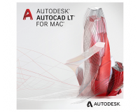 AutoCAD LT for Mac 2022 Single User Annual Subscription