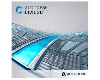 Autodesk Civil 3D 2022 Subscription Plan for 1-Year - Windows