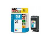 HP C1823DE No. 23 Ink Cartridge Tri-Colour 30ml - Expired March 2007 Free Delivery