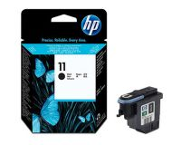HP No.11 Printhead & Cleaner Black (C4810A)