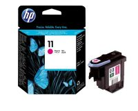 HP No.11 Printhead & Cleaner Magenta (Dye) (C4812A)