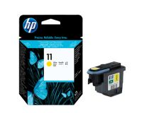HP No.11 Printhead & Cleaner Yellow (C4813A)