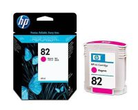HP No.82 Ink Cartridge Magenta 69ml (Dye) (C4912A)