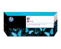 HP No.81 Ink Cartridge Magenta 680ml (Dye) (C4932A)