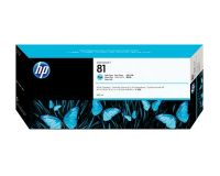 HP No.81 Ink Cartridge Light Cyan 680ml (Dye) (C4934A)