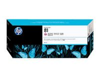 HP No.81 Ink Cartridge Light Magenta 680ml (Dye) (C4935A)