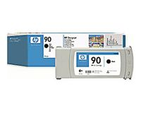 HP No.90 Ink Cartridge Black 775ml (Dye) (C5059A)