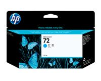 HP No.72 Ink Cartridge Cyan 130ml (Vivera) (C9371A)