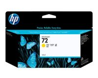 HP No.72 Ink Cartridge Yellow 130ml (Vivera) (C9373A)