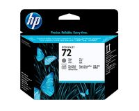 HP No.72 Printhead Grey & Photo Black (Vivera) (C9380A)