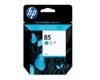 HP No.85 Ink Cartridge Cyan 28ml (Vivera) (C9425A)
