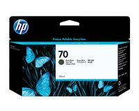 HP No.70 Ink Cartridge Matte Black 130ml (Vivera) (C9448A)