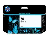 HP No.70 Ink Cartridge Gray 130ml (Vivera) (C9450A)